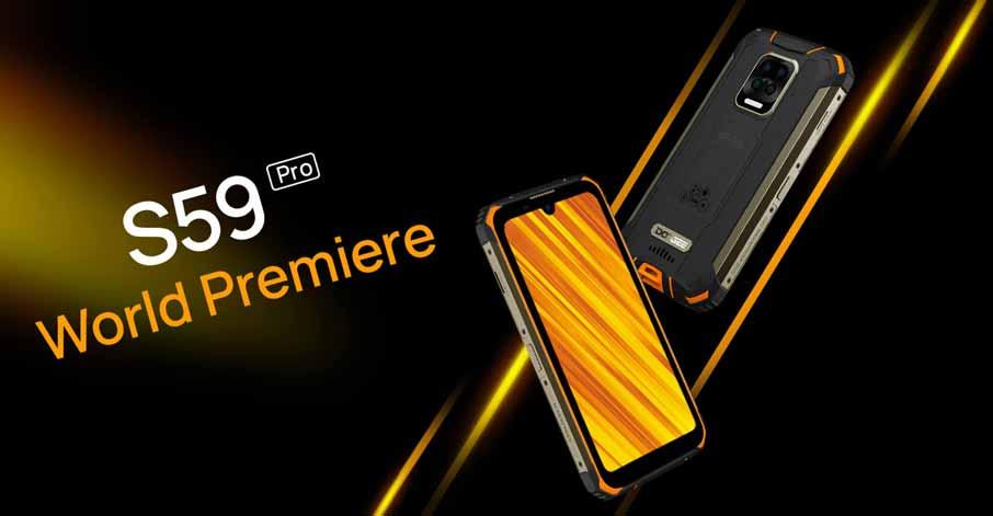 Doogee S59 Pro (4+128Gb) Orange