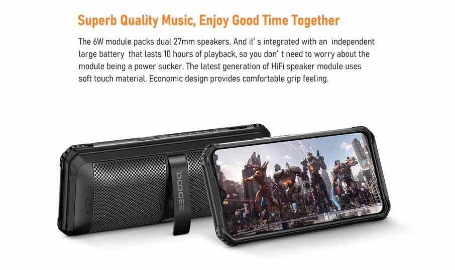 Doogee S95 Pro GIFT (8+128Gb) модульная версия