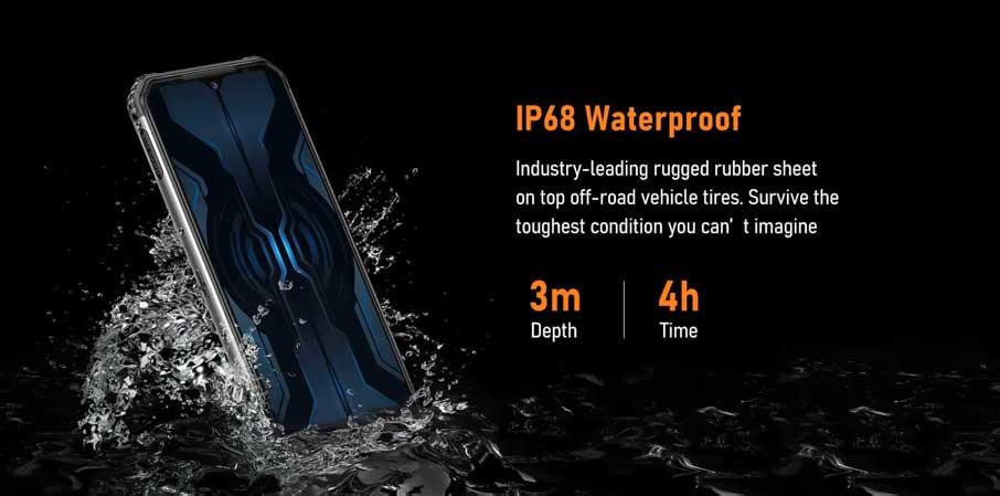 Doogee S95 Pro (8+256Gb) Black