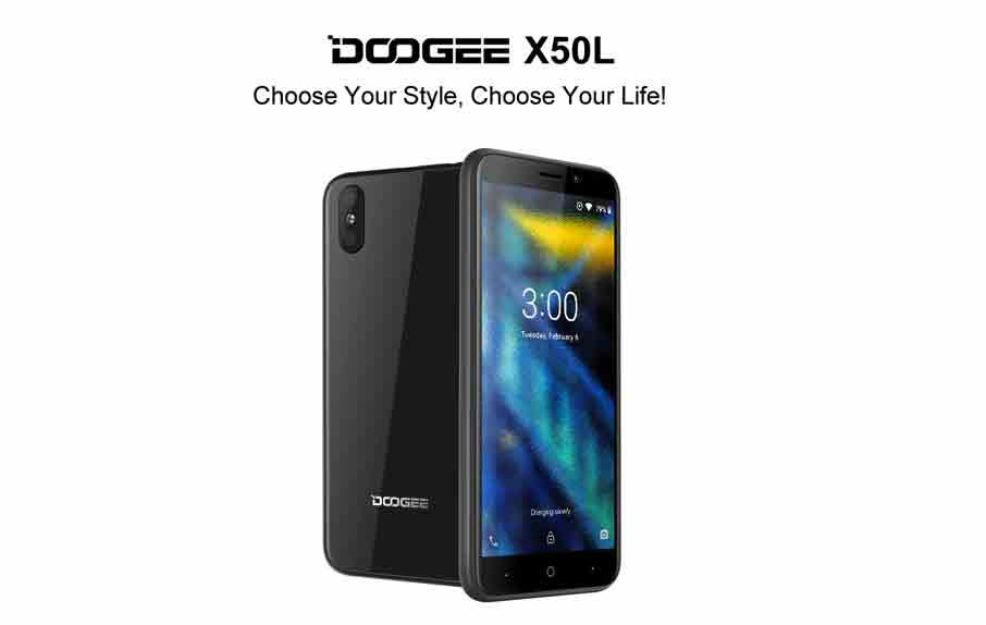 Doogee X50L (1+16Gb) Blue