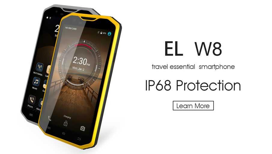 E&L W8 Black