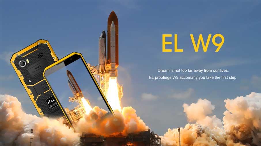 E&L W9 Black