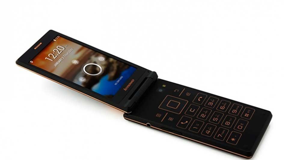 Lenovo A588t Gold (Раскладушка, Android)