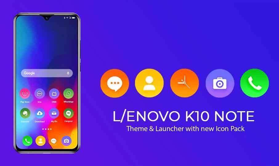 Lenovo K10 Note (6+128Gb) Black