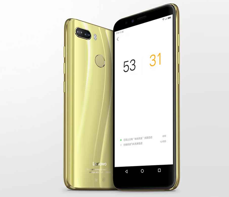Lenovo K5 Play (3+32Gb) Gold