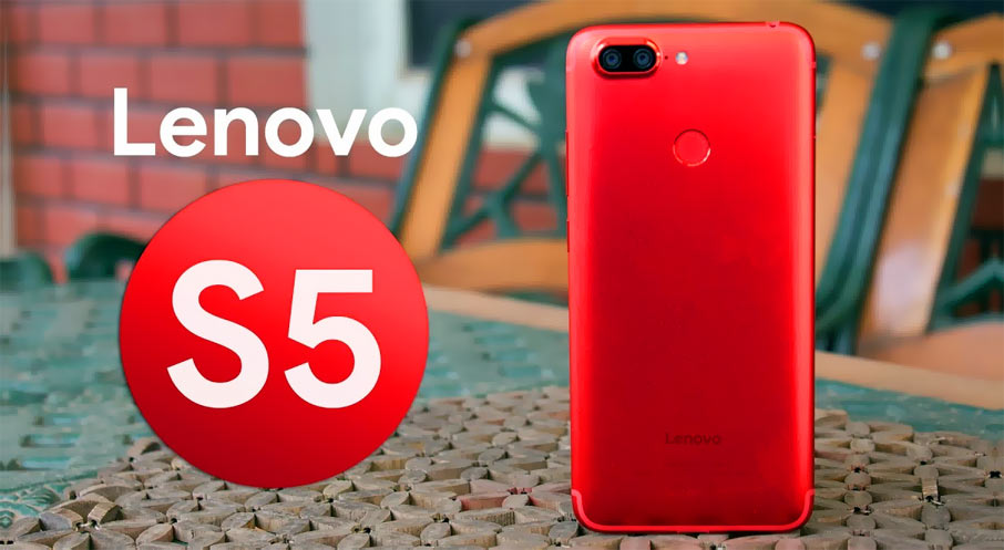 Lenovo S5 (4+64Gb) Red