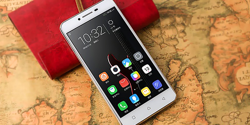 Lenovo k32 c36 Lemon 3 White