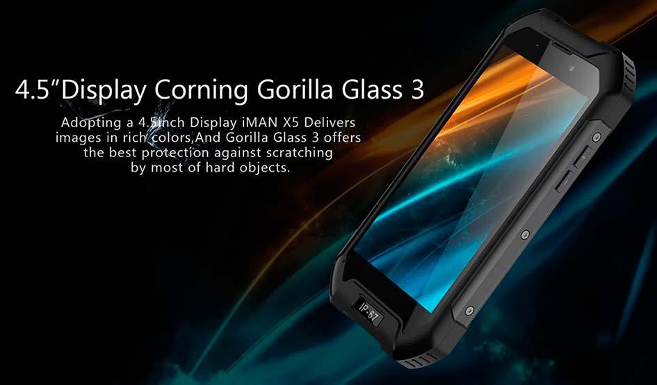 iMan X5 Black