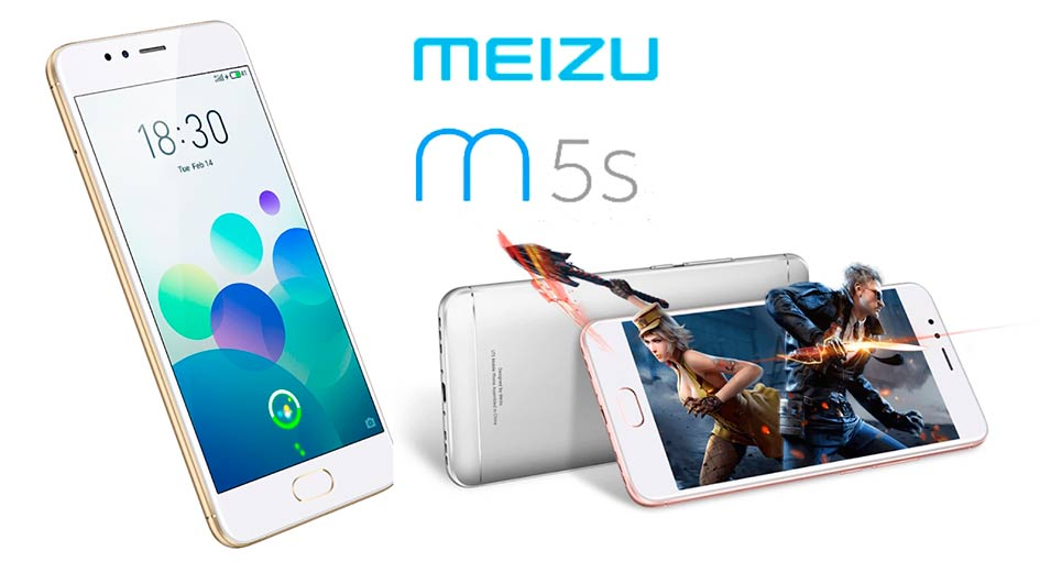 meizu-m5s-16gb-gray