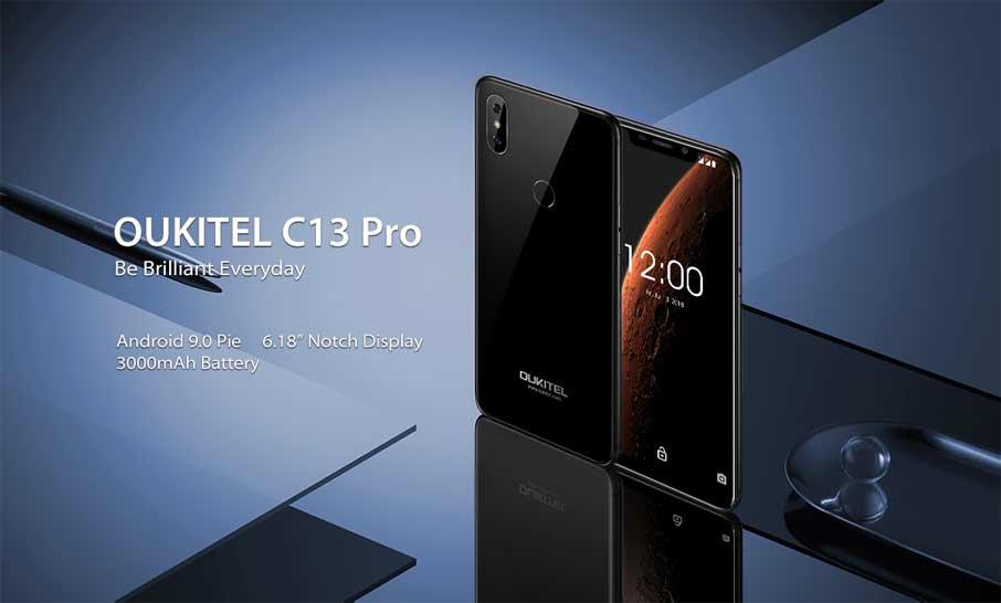 Oukitel C13  Pro Gold