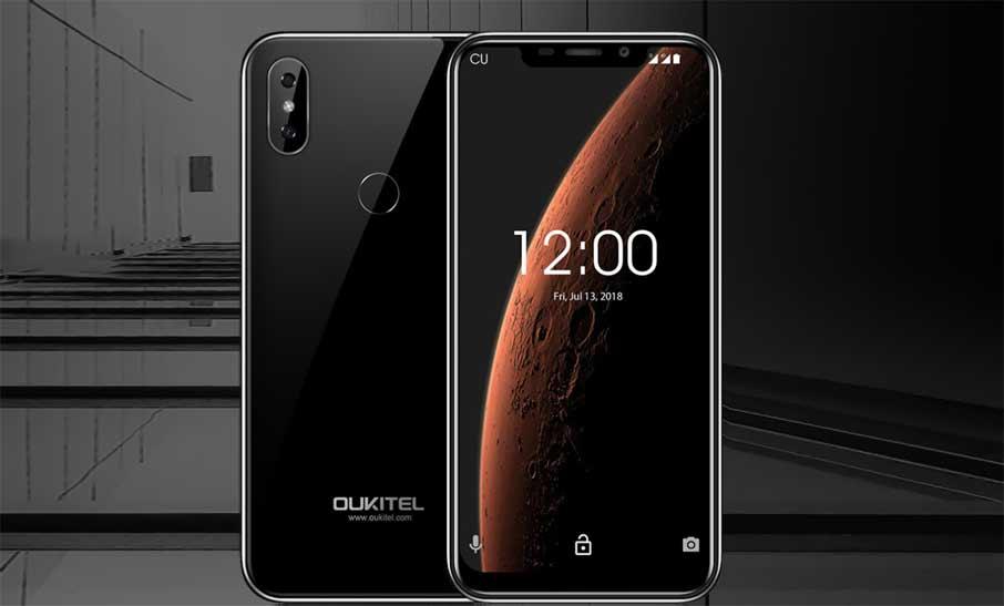 Oukitel C13  Pro (2+16Gb) Gold