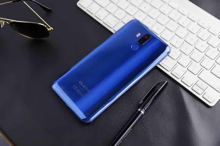 Oukitel K9 (4+64Gb, АКБ 6000 мАч) Blue