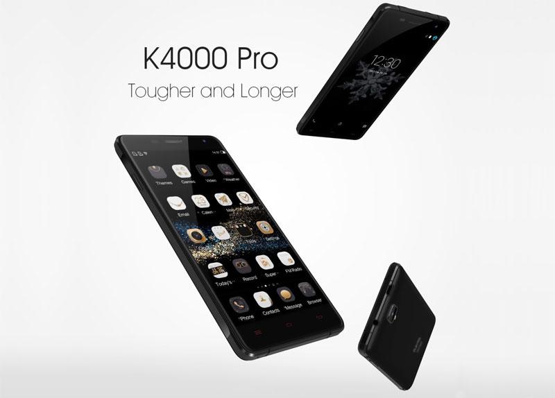 Oukitel K4000 цена