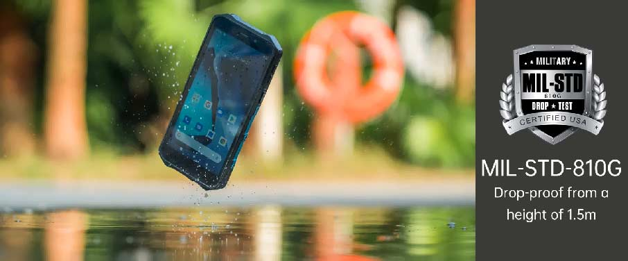 Oukitel WP12 (4+32Gb, АКБ 4000 мАч) Blue