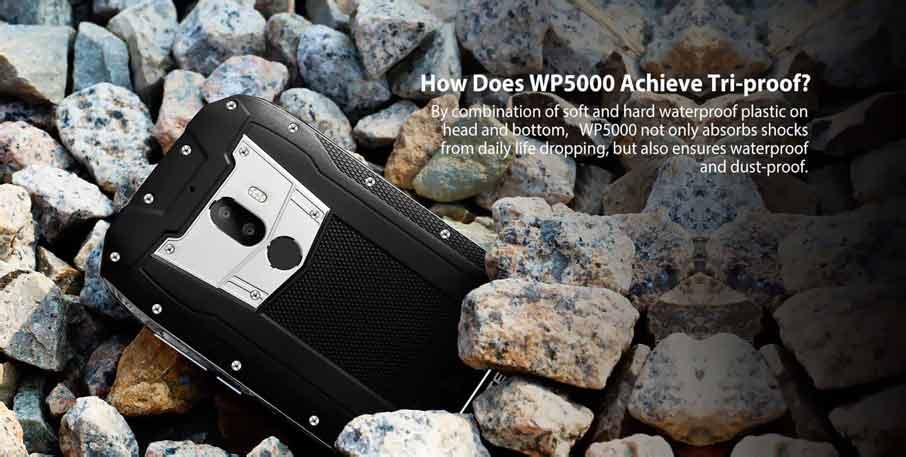 Oukitel WP5000 (6+64Gb)