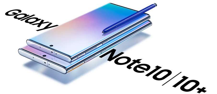 Samsung Galaxy Note 10 Silver