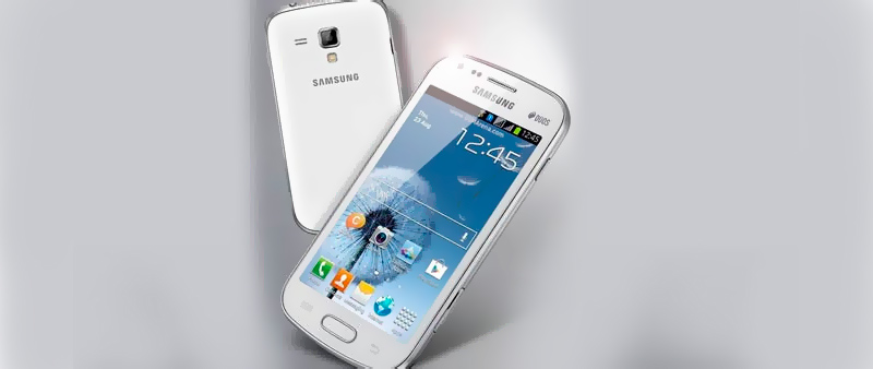 Samsung Galaxy S Duos 2 (GT-S7582) White