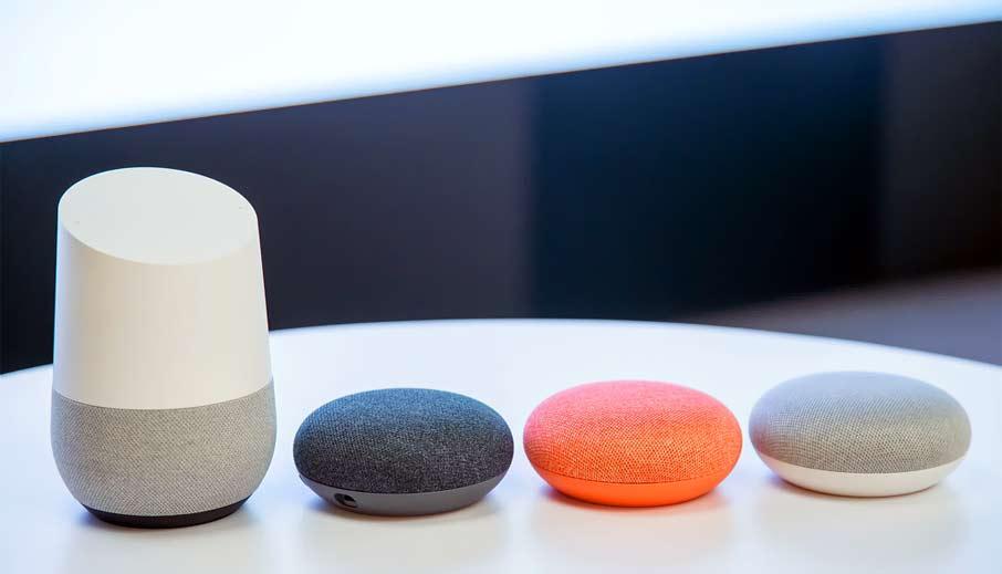 Google Home Mini персональний ассистент