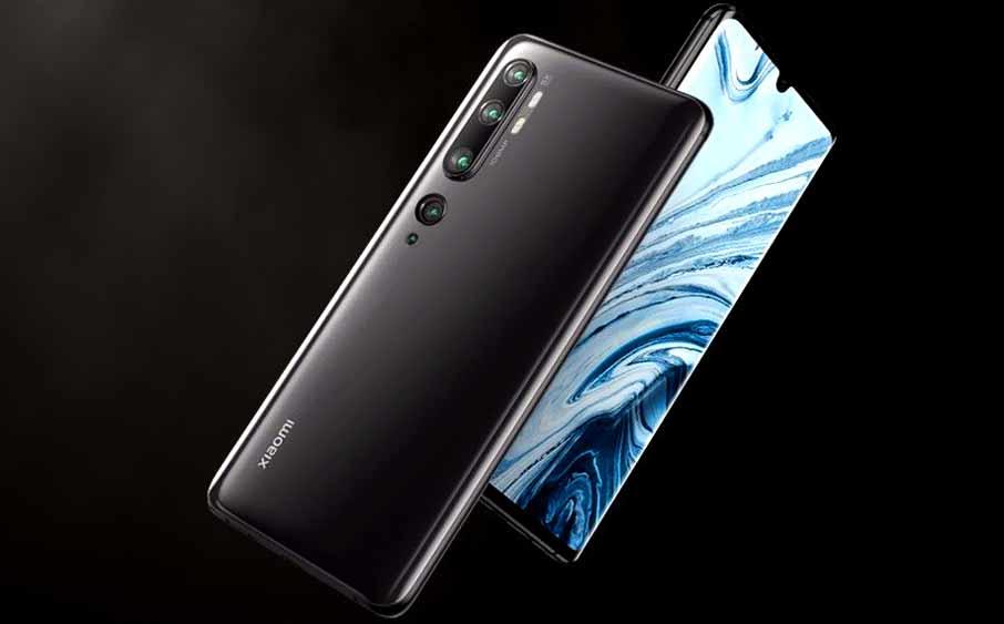 Xiaomi Mi Note 10 Pro Black