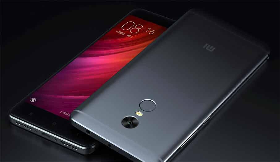 Xiaomi Redmi Note 4X (2+16Gb) Gray