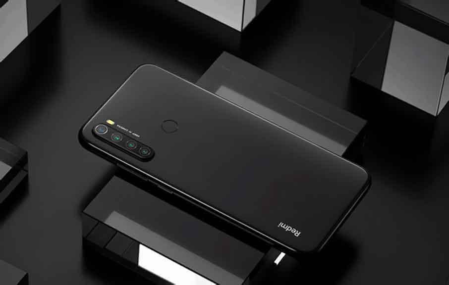 Xiaomi Redmi Note 8 Black