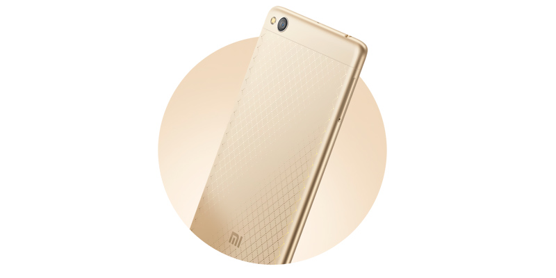Xiaomi Redmi 3 16 Gb Gold (Fashion) UA