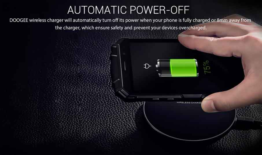 DOOGEE Wireless-Charger