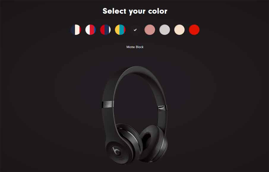Beats Solo3 Wireless (MP582PA/A) Black