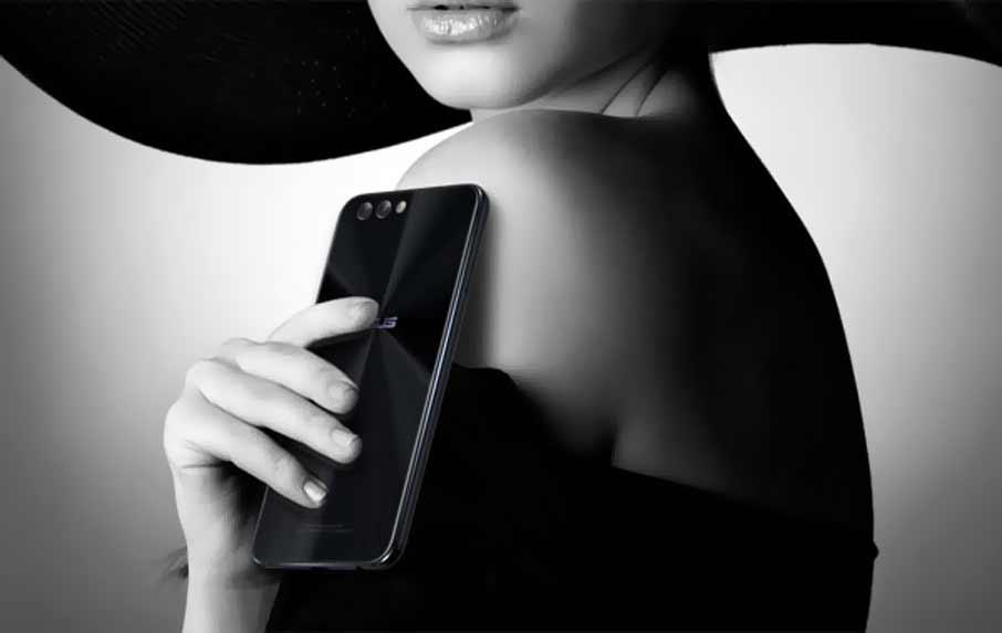 Asus ZenFone 4 ZE554KL (6+64Gb) Black