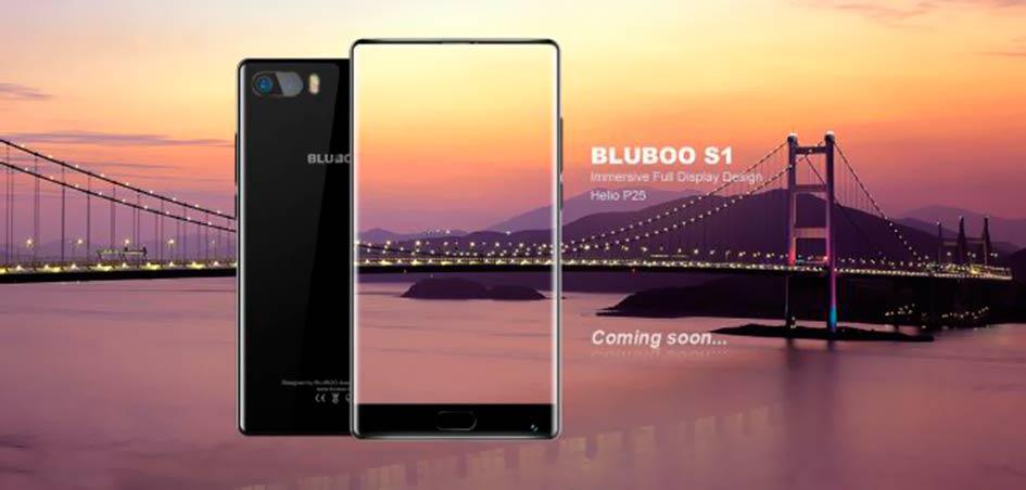 Bluboo S1 Black