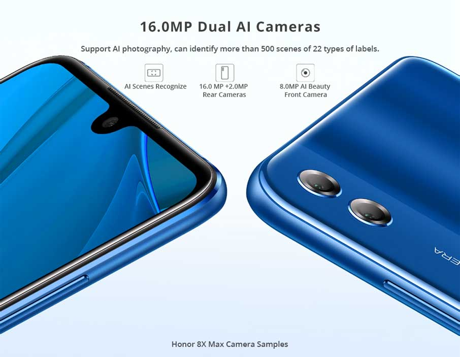 Honor 8Xmax