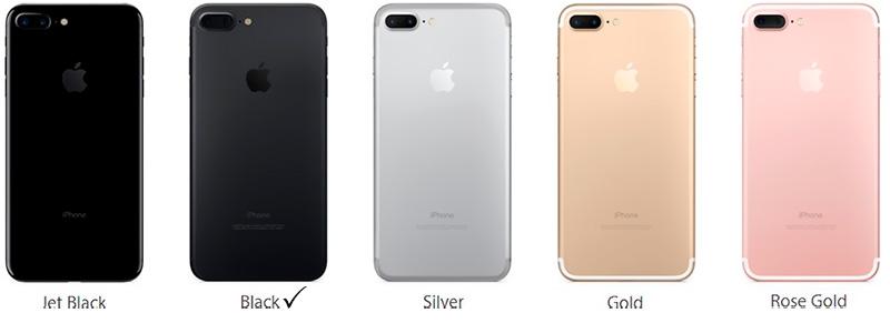 Айфон 7 плюс черный китай