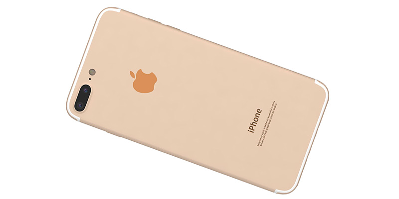 iPhone 7 Plus Gold китай
