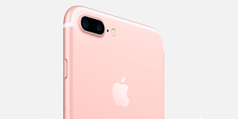 iPhone 7 Plus Rose Gold копия