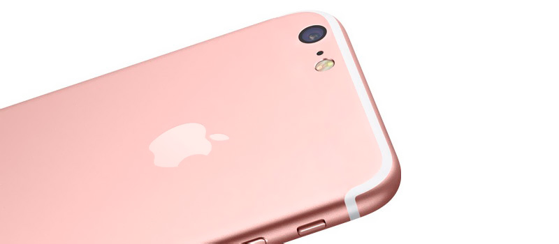 iPhone 7 Rose Gold (+Touch ID, Siri)