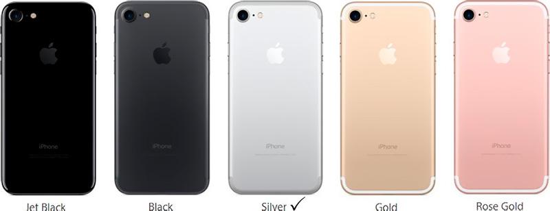 iPhone 7 Silver копия