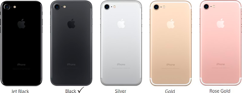 Айфон 7 Черный