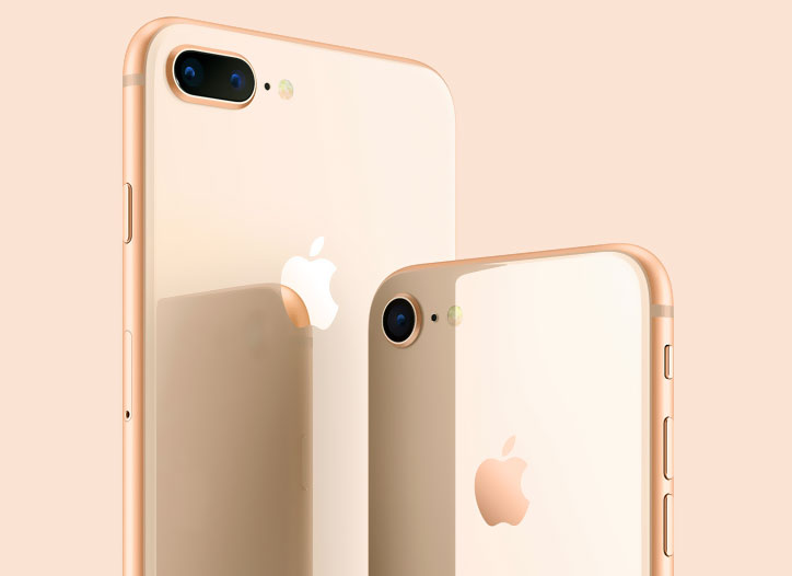 iPhone 8 Gold копия