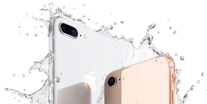 Айфон 8 Белый копия