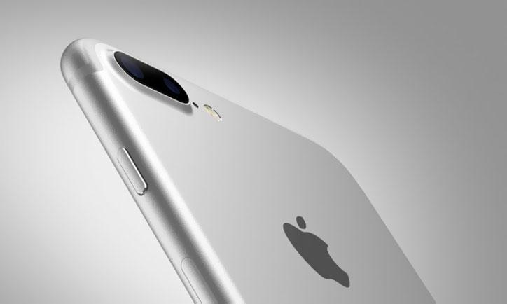 iPhone 8 Plus Silver (+Touch ID, Siri)