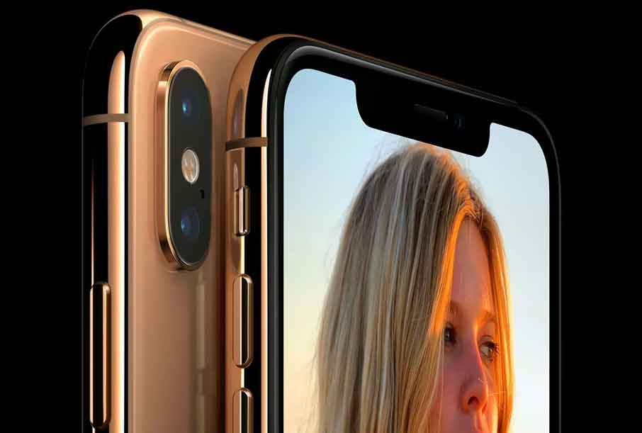 iPhone Xs Gold китай