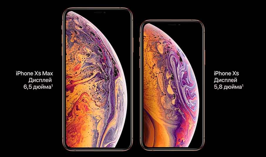 iPhone Xs Space Grey китай