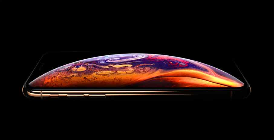 iPhone XS Max Silver Dual SIM