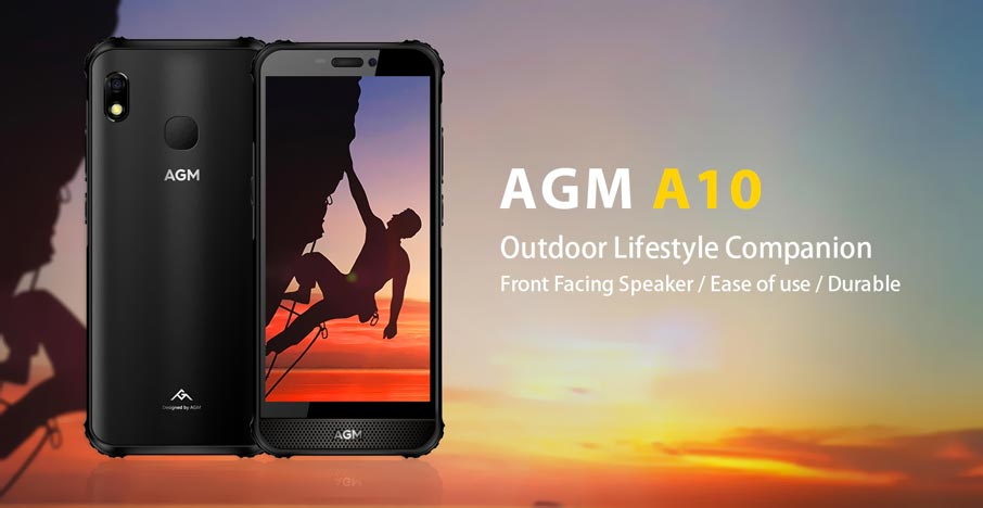 AGM A10 (3+32Gb) Black