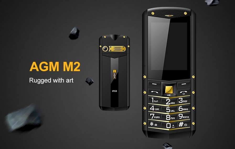 AGM M2 Gold