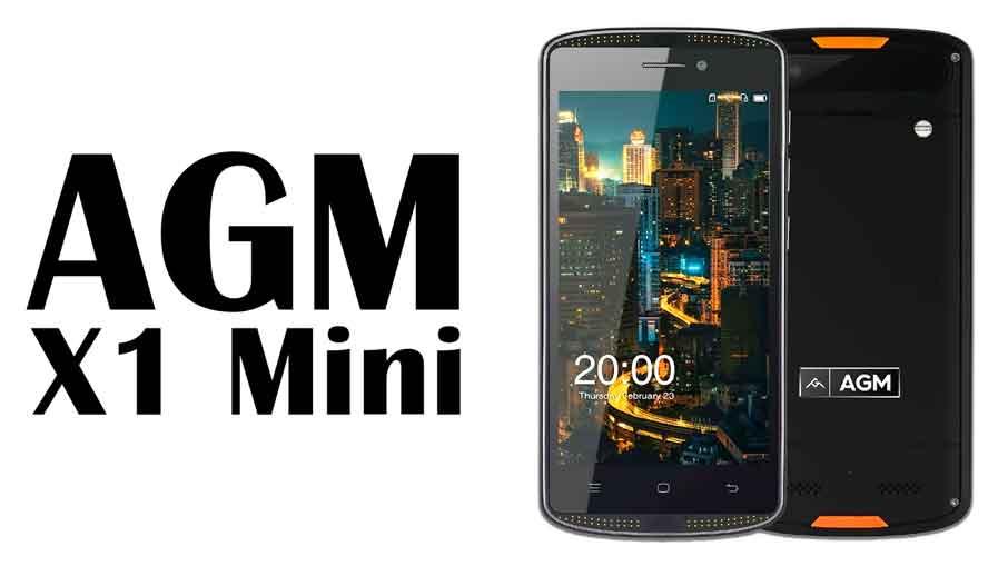 AGM X1 Mini