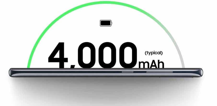 Samsung Galaxy A50 SM-A505F (4+128Gb) Black
