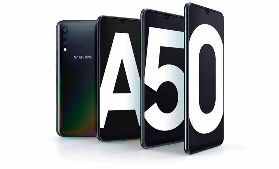 Samsung Galaxy A50 White