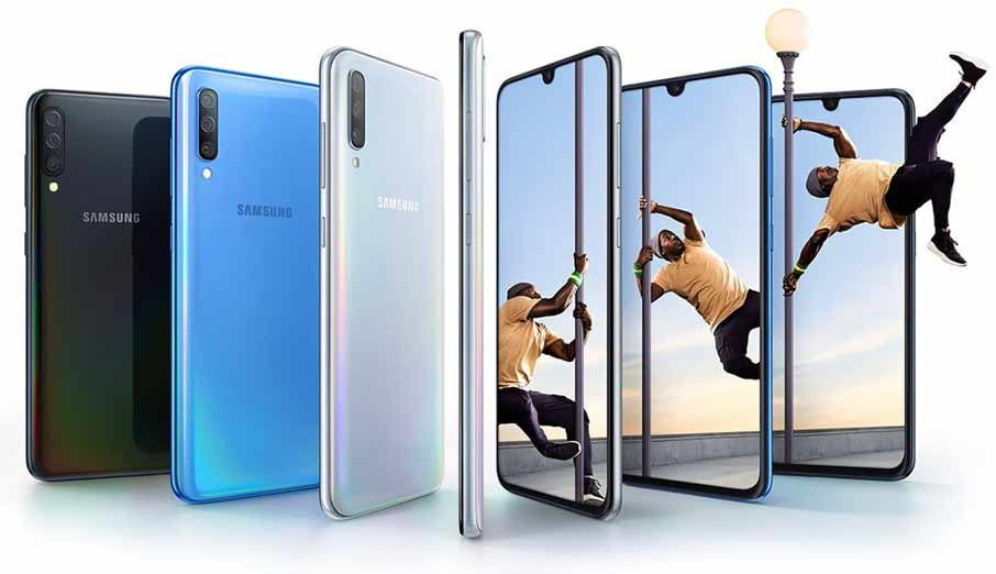 Samsung Galaxy A70 SM-A7050 (6+128GB) White