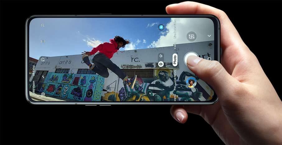 Samsung Galaxy A80 (8+128Gb) Black